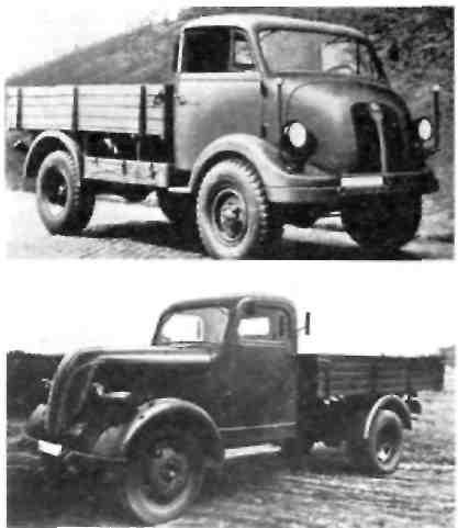 «Ауто-Унион» модель тип 1500, «Феномен Гранит»1500 А