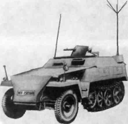 Kfz 250/3