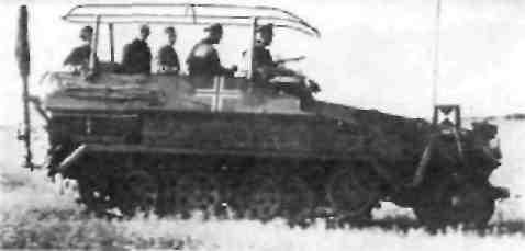 Sd Kfz 251/6