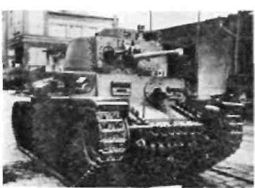 Танк Рz 38 (t).