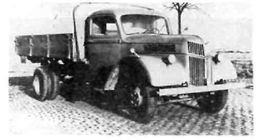 """""""Форд"""" V 3000 S"""