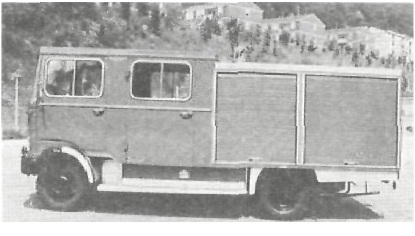 """Мерседес-Бенц"" LР 608"
