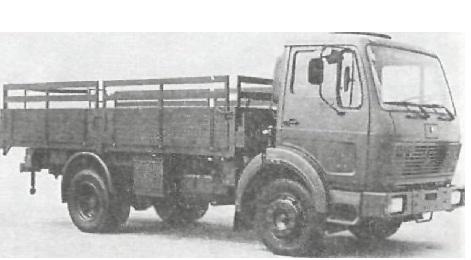 """""""Мерседес-Бенц"""" L. 1017 А"""
