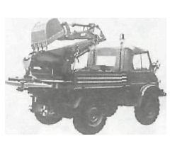 «Мерседсс-Бенц Унимог» U 900