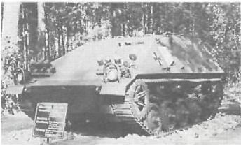 БТР «короткий» со средним: 81-мм минометом