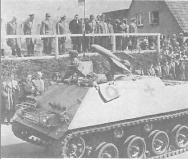 Ракетный истребитель танков НS 30