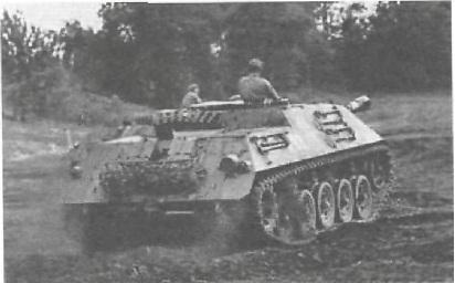 Пушечный истребитель танков (пушка 90 мм) 1966-1967 ст.