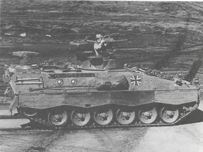 "БМП ""Мардер"" 1970-1975 гг."