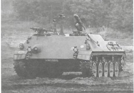 Ракетный истребитель танков 2.