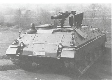 """Ракетный истребитель танков 4 """"Ягуар 2"""""""