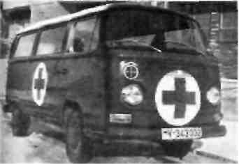 """Автобусы """"Фольксваген"""" и """"Форд Транзит"""" 900"""