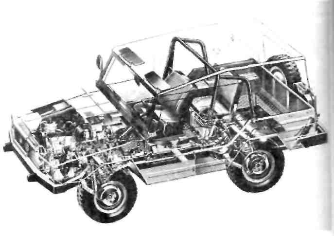 """""""Ауто-Уинон'' и DKW бундесвер"""