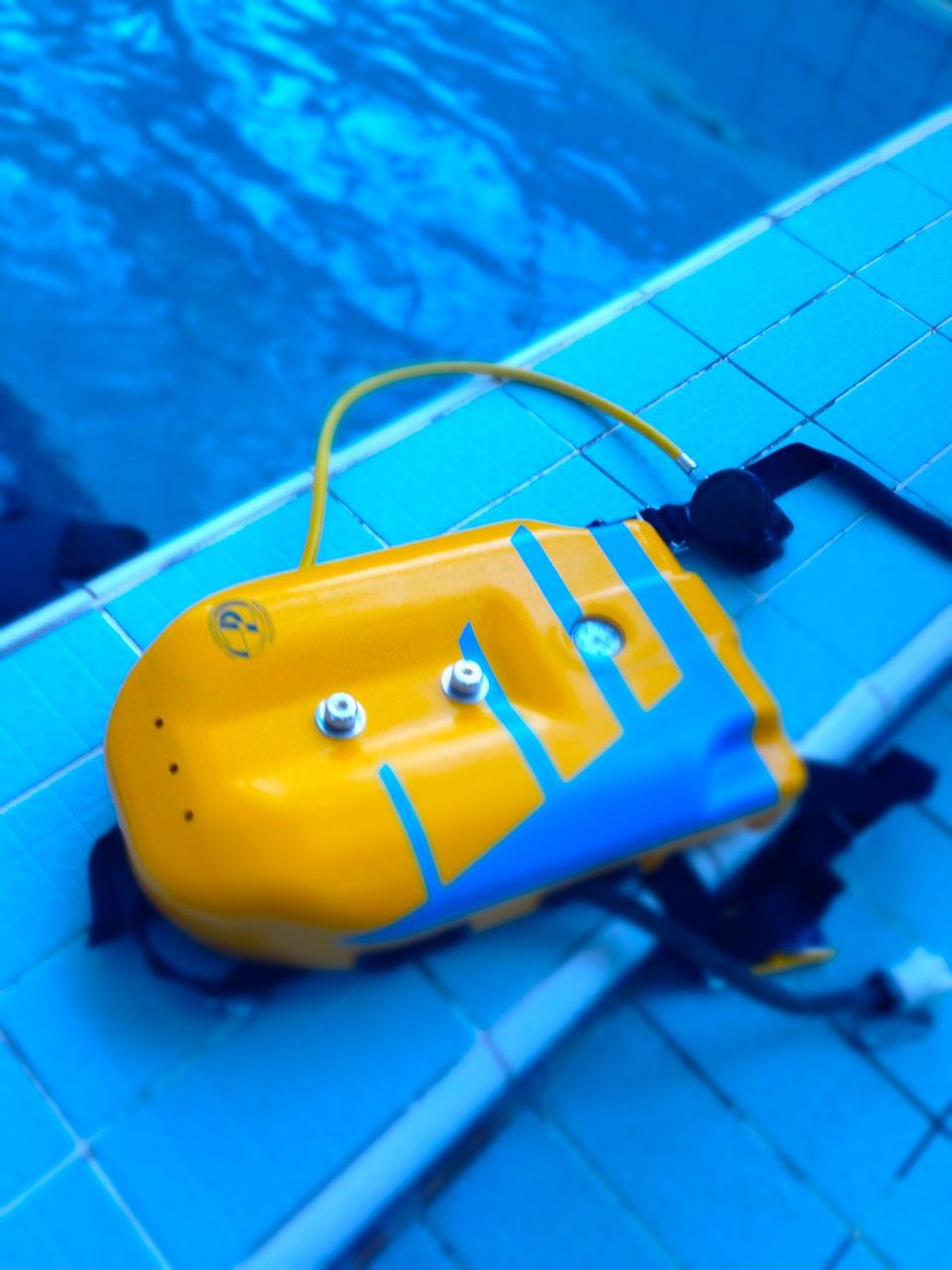Уникальный воздушно дыхательный аппарат Фото Холдинг «Авиационное оборудование»