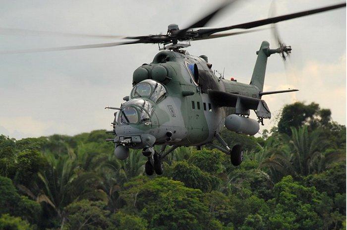 Ми-35М Фото ОАО «Вертолеты России»
