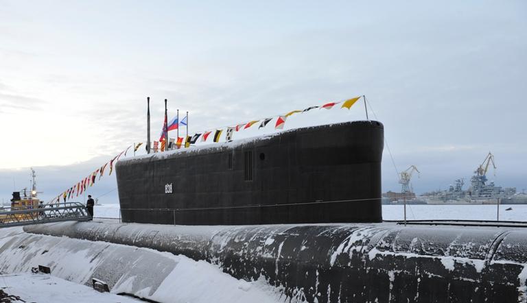 АПК «Юрий Долгорукий» Фото ОАО «ПО «Севмаш»