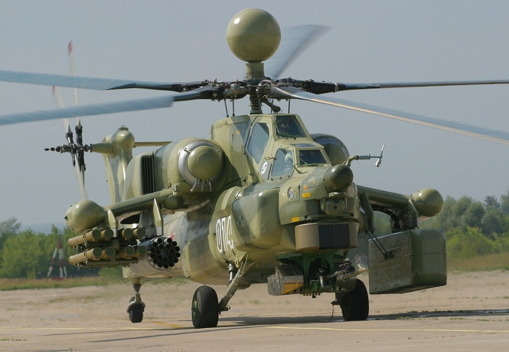 Вертолёты россии покажут новинки на