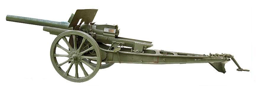 107-мм полевая пушка образца 1910 года