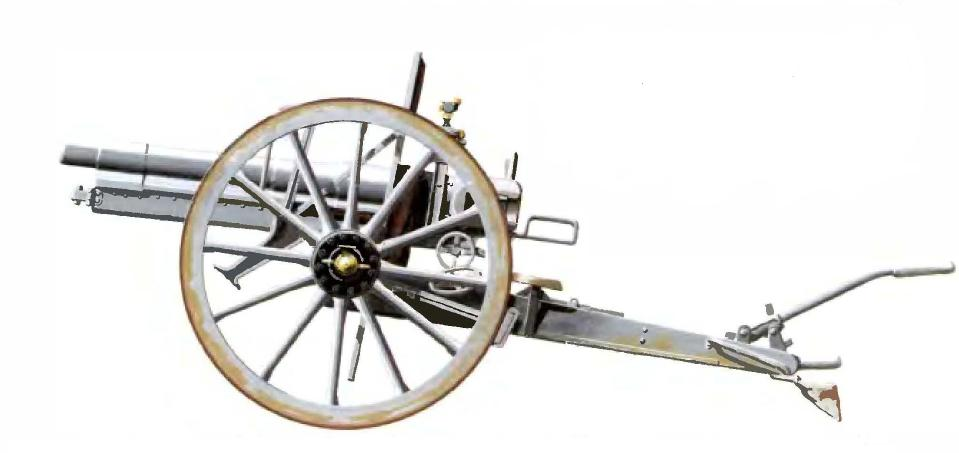 77-мм полевая пушка С 9б п/А