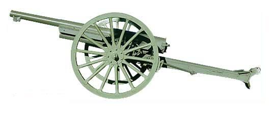 Полевая 75-мм пушка 75/27, модель 11
