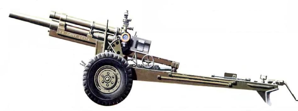 105-мм полевая гаубица М2А1