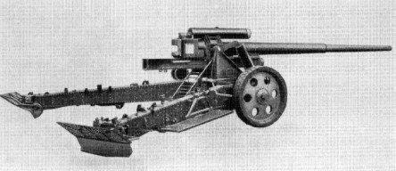 Тяжелая полевая пушка К 39. Орудие береговой обороны