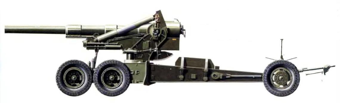 Тяжелая 8-дюймовая гаубица M1