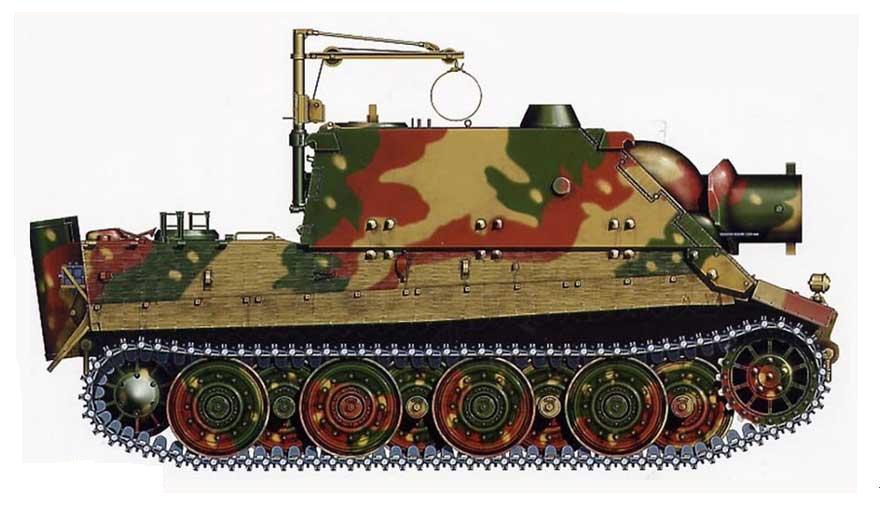 Штурмовое орудие «Штурмтигр»