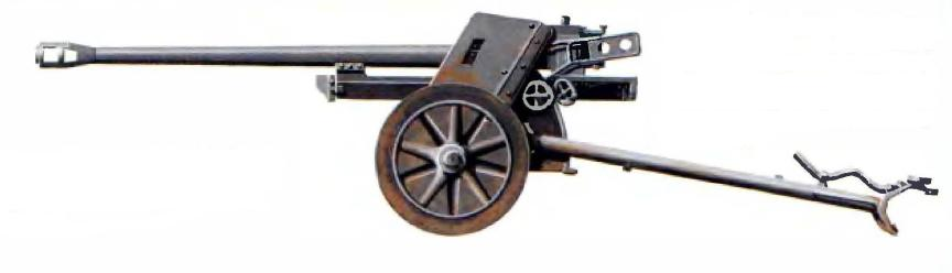50-мм противотанковая пушка Pak 38
