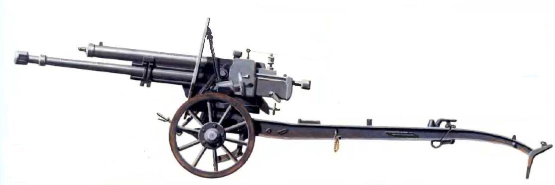 47-мм противотанковая пушка концерна «Шкода», модель 36