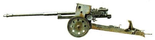 88-мм противотанковые пушки Pak 43 и Pak 43/41