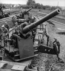 150-мм и 170-мм железнодорожные пушки К (Е)