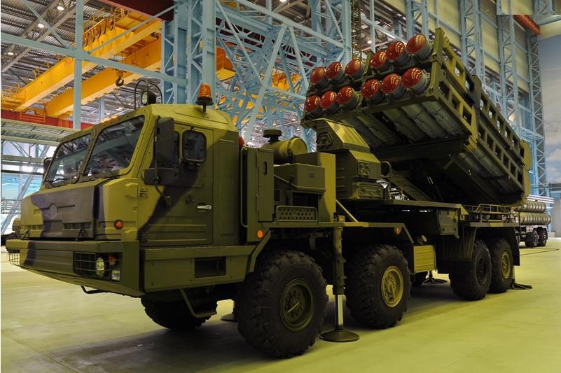 Новые ЗРК С-350 и С-500 поступят на вооружение России - Военные ...