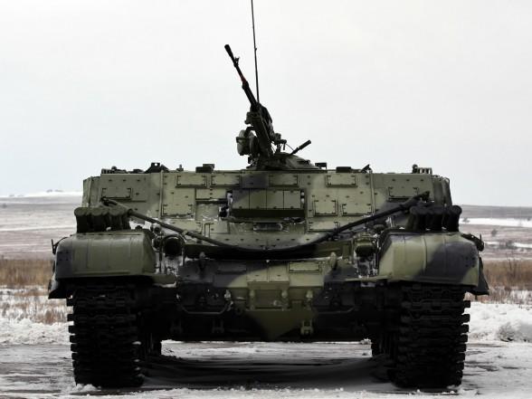 На танки армата установят новые