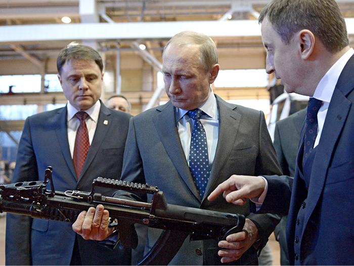 Автомат-амфибию впервые покажут за рубежом Источник информации:http://rostec.ru