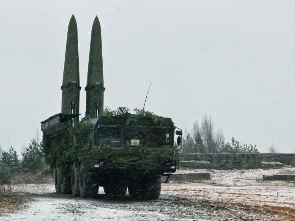 «Искандер» Фото с сайта http://rostec.ru