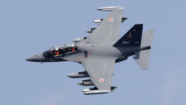 (УБС) Як-130 Фото с сайта http://rostec.ru