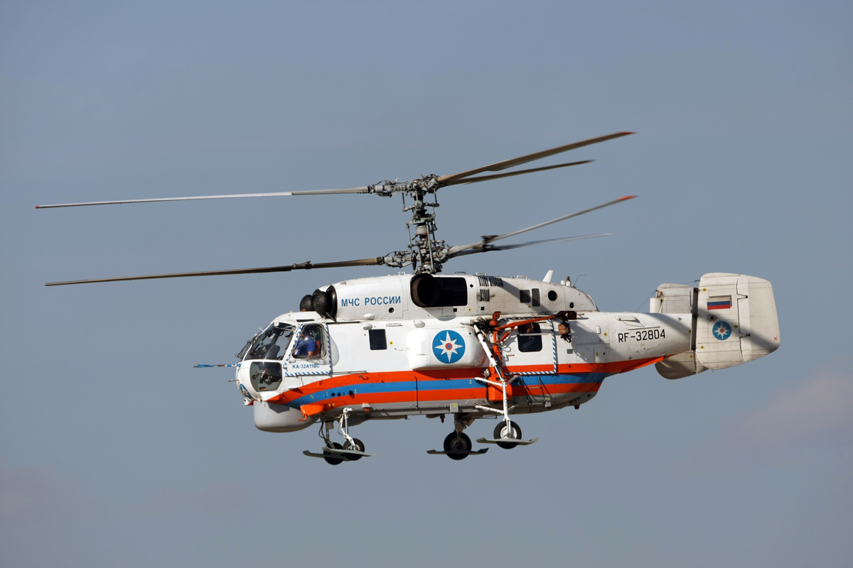Ка-32А11ВС МЧС России Фото с сайта http://rostec.ru