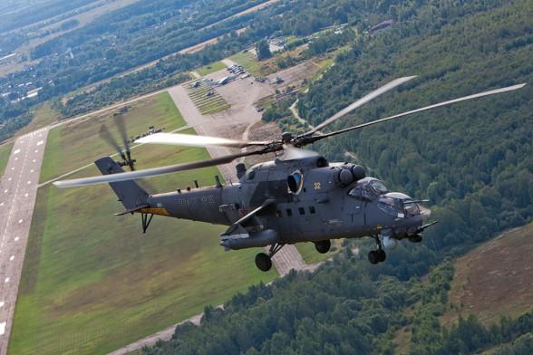 Ми-35М2 Фото с сайта http://rostec.ru
