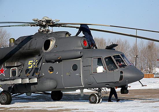 Ми-8АМТШ «Терминатор» Фото с сайта http://www.armstrade.org