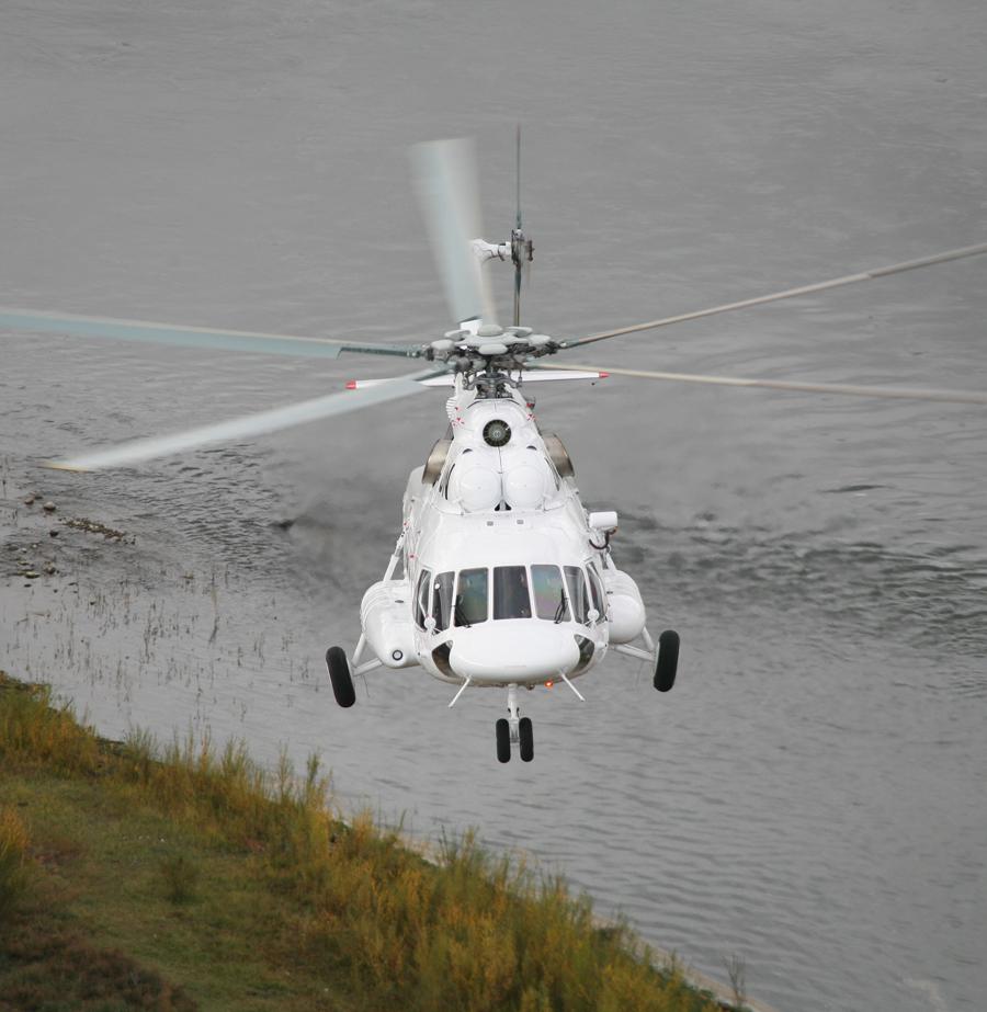 Многоцелевой Ми-171А2 Фото ОАО «Вертолёты России»