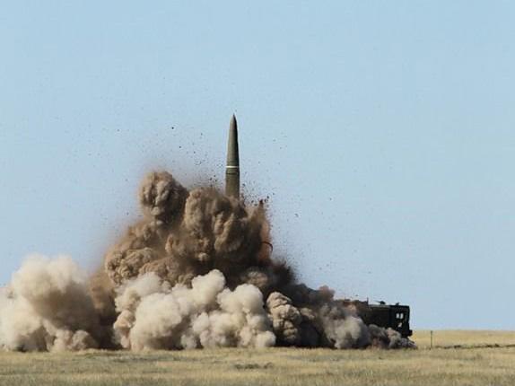«Искандер-М» Фото с сайта http://rostec.ru