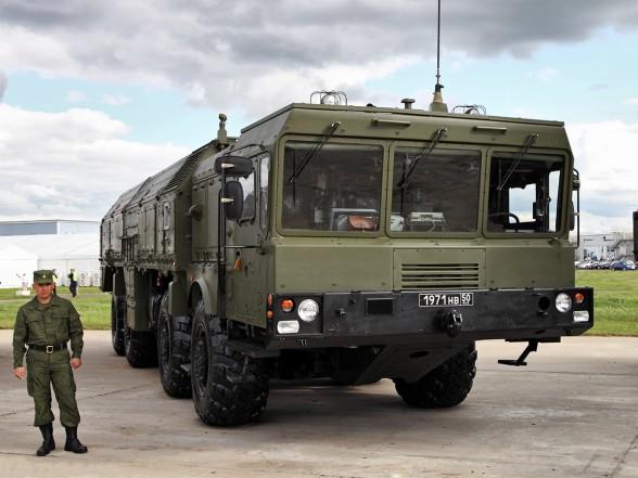 «Искандер» получит новую ракету Фото с сайта http://rostec.ru