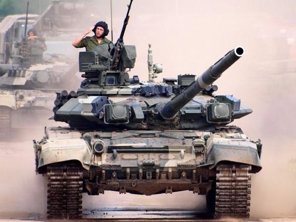 Плазменные экраны для танков Фото с сайта http://rostec.ru