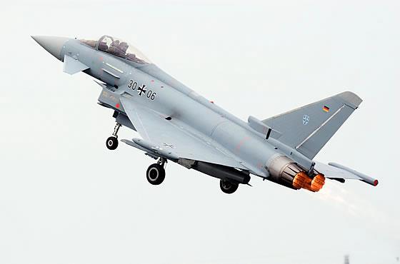 Минобороны Германии отказывается от закупки последней партии истребителей «Тайфун» Фото с сайта http://www.armstrade.org