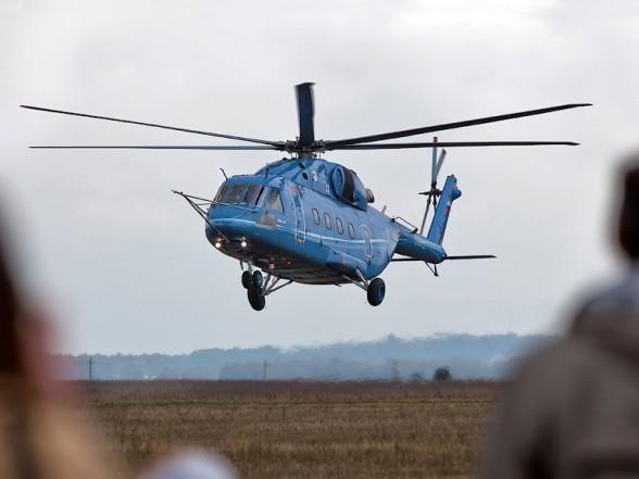 «Вертолеты России» представят новинки в США Фото с сайта http://rostec.ru