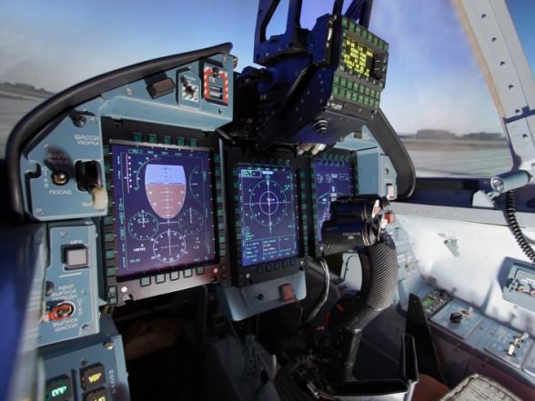 Модуль Кабины для Як-130 Фото с сайта http://rostec.ru