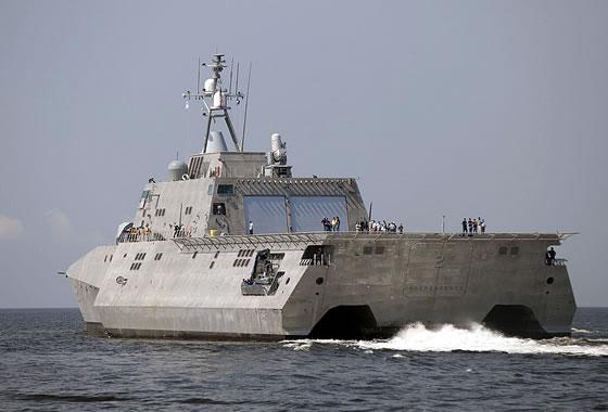 Минобороны США заключило контракты на строительство четырех боевых кораблей прибрежной зоны Фото с сайта http://www.armstrade.org