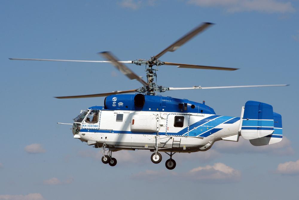 Многоцелевой вертолет Ка-32A11BC Фото ОАО «Вертолёты России»