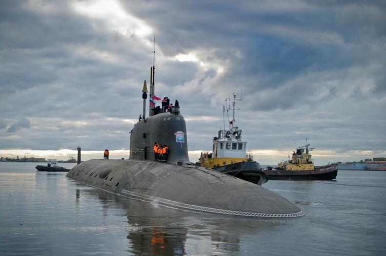 Подводным силам России - 108 лет Фото  ОАО «ПО «Севмаш»