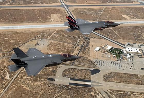 Истребитель F-35 «Лайтнинг-2» Фото с сайта http://www.armstrade.org